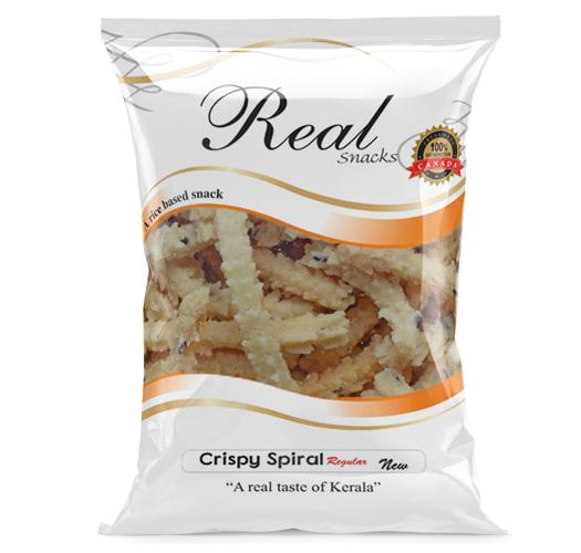 Crispy Spiral Regular