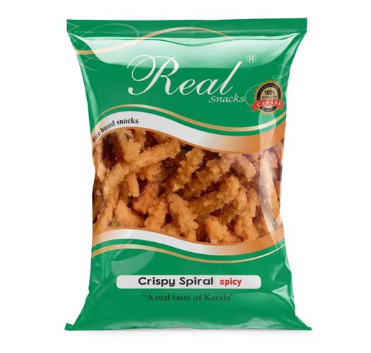 Crispy Spiral Spicy
